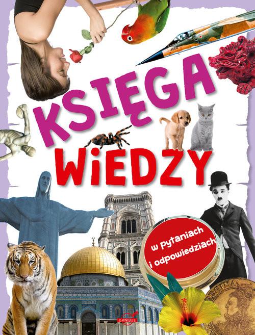 okładka Księga wiedzy, Książka | Praca Zbiorowa