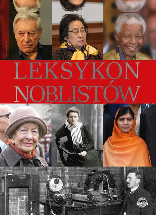 okładka Leksykon noblistów, Książka | Ulanowski Krzysztof