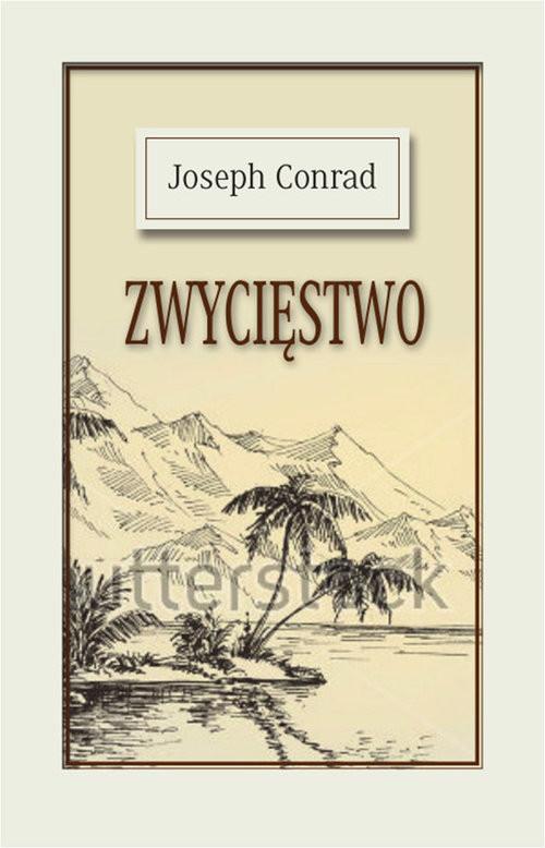 okładka Zwycięstwo, Książka | Conrad Joseph