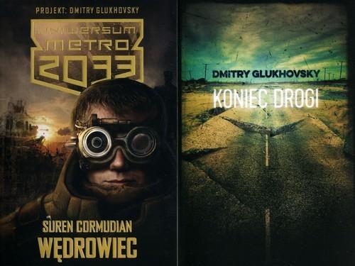 okładka Uniwersum Metro 2033 Wędrowiec / Koniec drogi Pakietksiążka |  | Suren Cormudian, Dmitry Glukhovsky