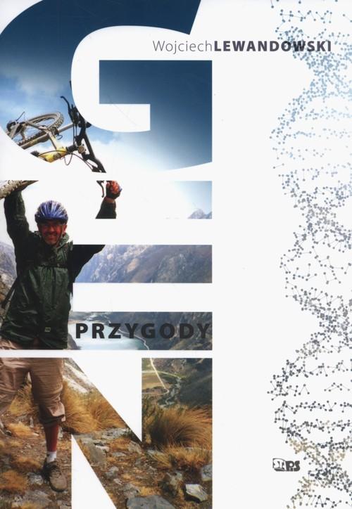 okładka Gen przygody, Książka | Wojciech Lewandowski