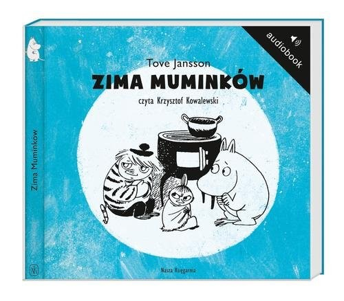 okładka Zima Muminków, Książka | Jansson Tove