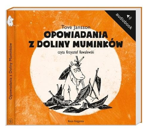 okładka Opowiadania z Doliny Muminków, Książka | Jansson Tove