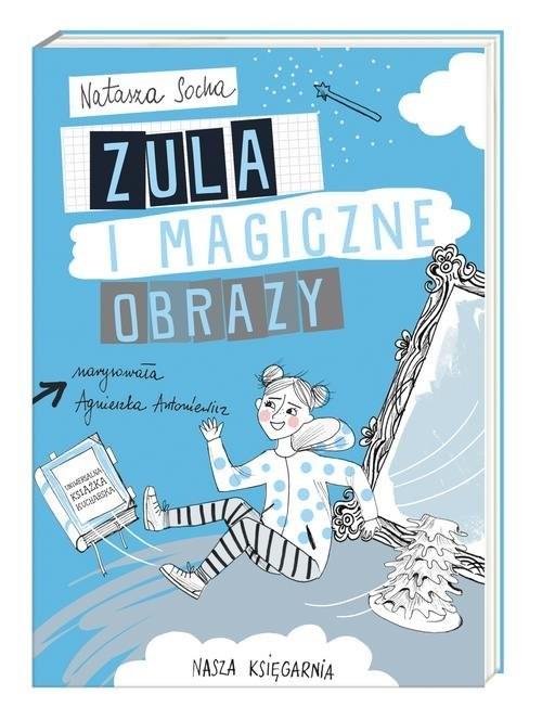 okładka Zula i magiczne obrazyksiążka |  | Natasza  Socha