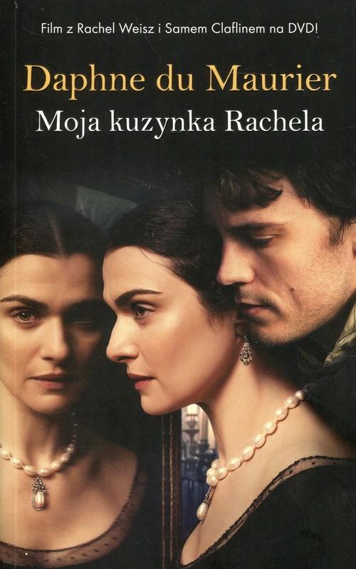 okładka Moja kuzynka Rachela wydanie filmowe, Książka | Daphne du Maurier