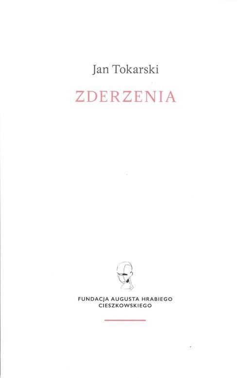 okładka Zderzenia, Książka | Jan Tokarski