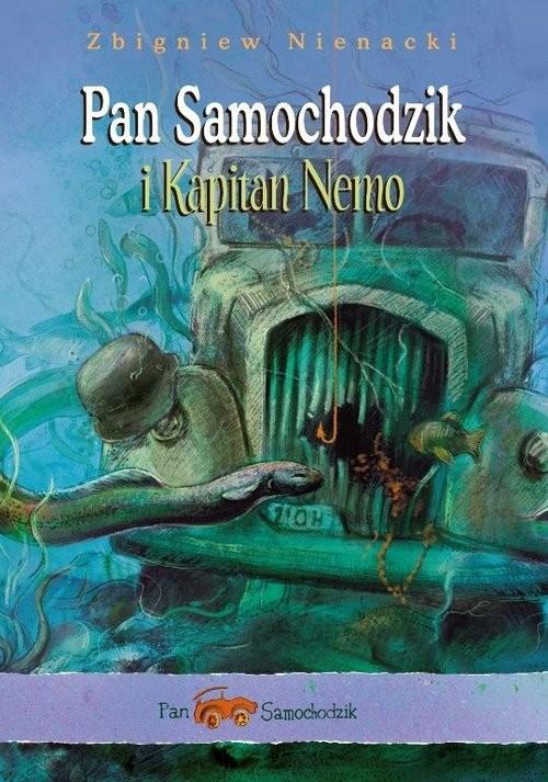 okładka Pan Samochodzik i Kapitan Nemo, Książka | Nienacki Zbigniew