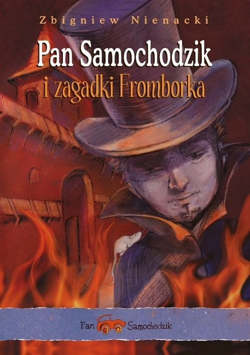 okładka Pan Samochodzik i zagadki Fromborka, Książka | Nienacki Zbigniew