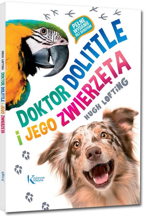 okładka Doktor Dolittle i jego zwierzętaksiążka |  | Lofting Hugh