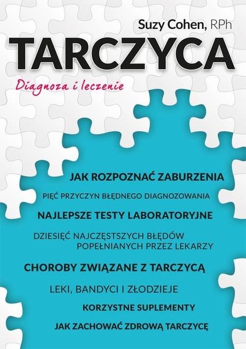 okładka Tarczyca Diagnoza i leczenie, Książka | Cohen Suzy