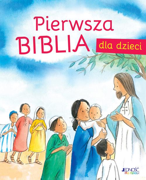 okładka Pierwsza Biblia dla dzieci, Książka | Ann Wright, Frank Endersby