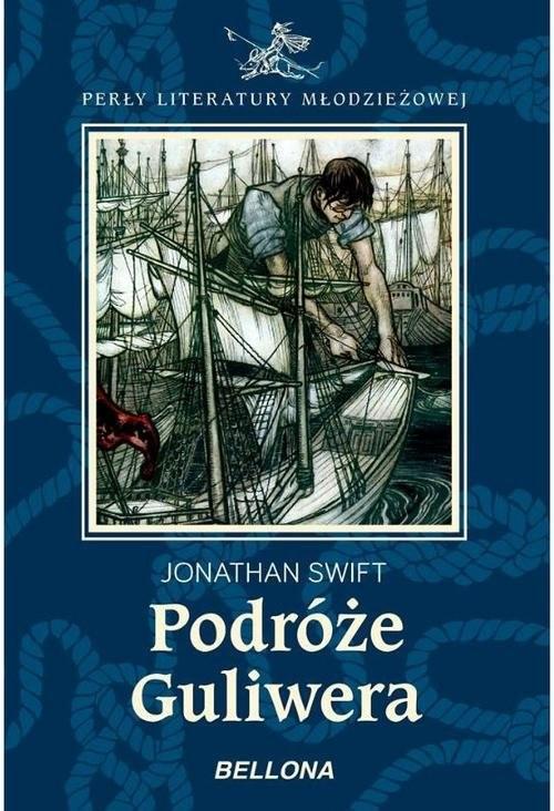 okładka Podróże Guliwera, Książka | Jonathan Swift