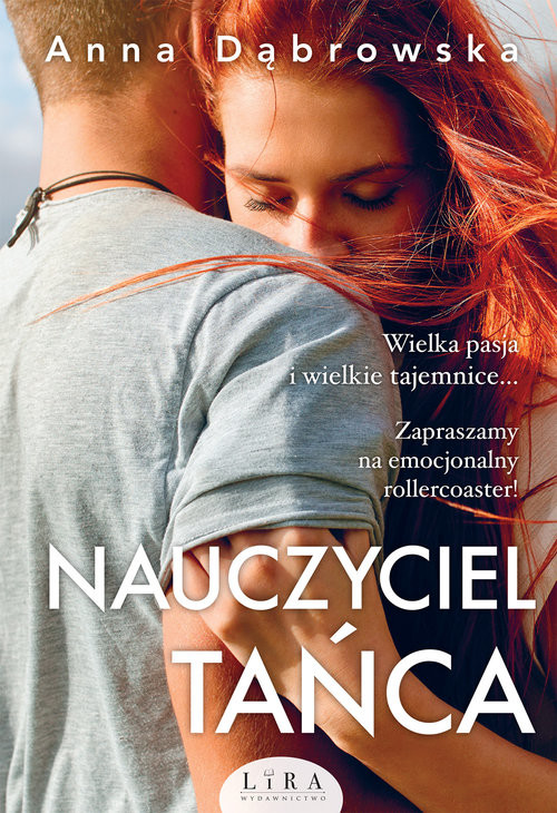 okładka Nauczyciel tańca, Książka | Dąbrowska Anna