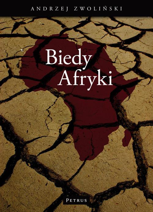 okładka Biedy Afryki, Książka | Andrzej Zwoliński