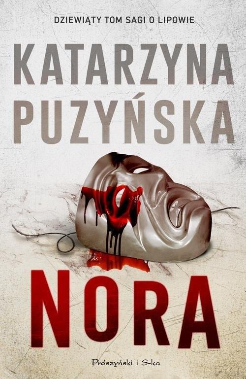 okładka Nora, Książka | Puzyńska Katarzyna