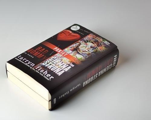 okładka Bad Mommy / Ciemna strona Pakiet, Książka | Fisher Tarryn
