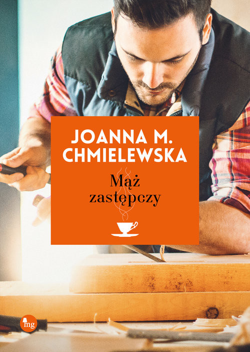 okładka Mąż zastępczy, Książka | Joanna M. Chmielewska