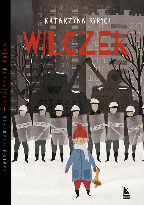 okładka Wilczek, Książka | Ryrych Katarzyna