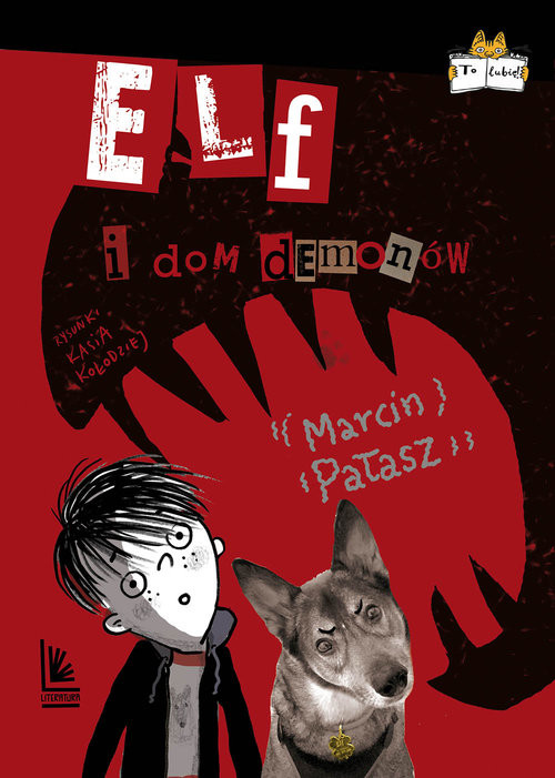 okładka Elf i dom demonów, Książka | Pałasz Marcin