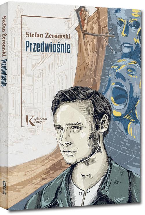 okładka Przedwiośnie, Książka   Żeromski Stefan