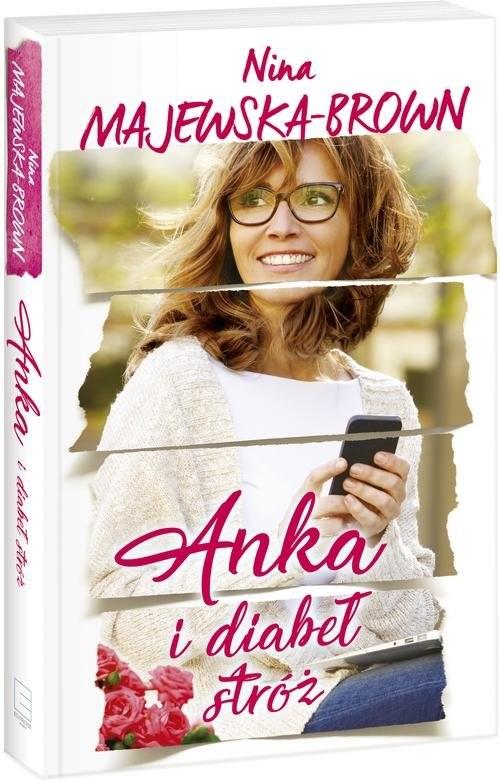 okładka Anka i diabeł stróż, Książka | Nina Majewska-Brown