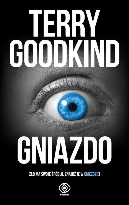okładka Gniazdo, Książka | Goodkind Terry