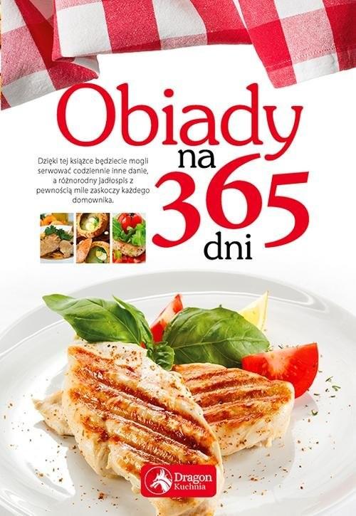 Obiady Na 365 Dni Ksiazka Woblink Com
