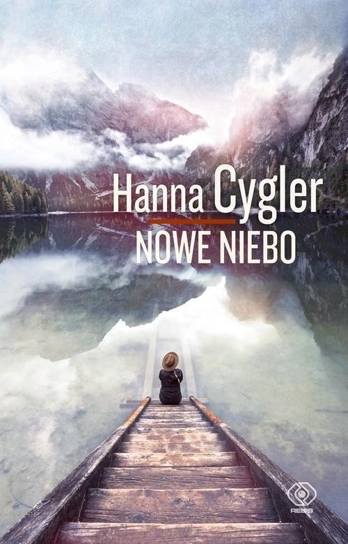 okładka Nowe niebo, Książka | Cygler Hanna
