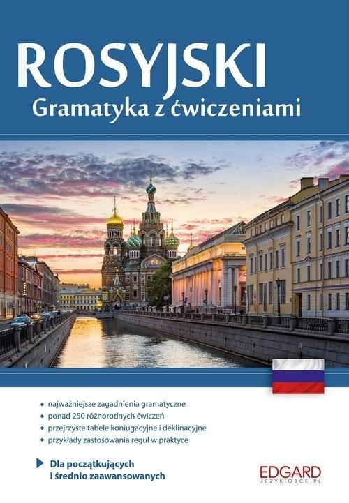 okładka Rosyjski Gramatyka z ćwiczeniami, Książka |