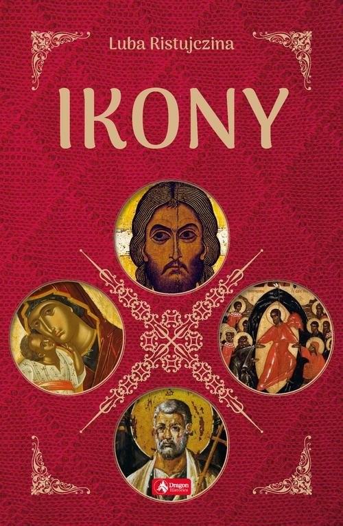 okładka Ikony, Książka | Ristujczina Luba