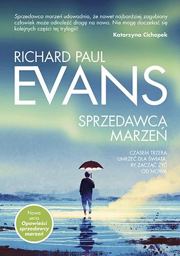 okładka Sprzedawca marzeń, Książka | Richard Paul Evans