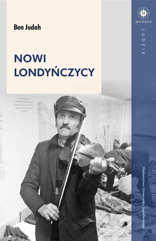 okładka Nowi Londyńczycy, Książka | Judah Ben