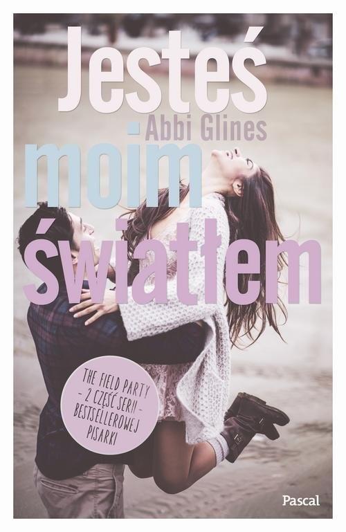 okładka Jesteś moim światłemksiążka      Abbi Glines