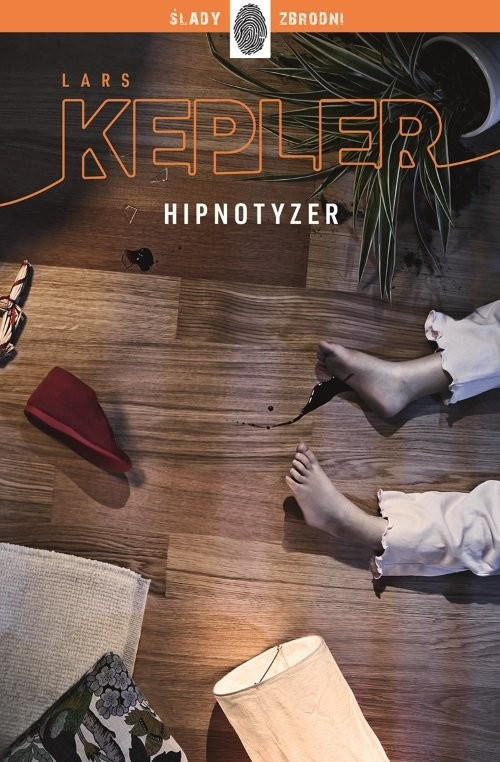 okładka Hipnotyzer, Książka   Kepler Lars