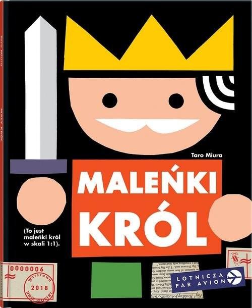 okładka Maleńki król, Książka | Miura Taro