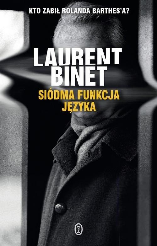 okładka Siódma funkcja języka, Książka | Binet Laurent