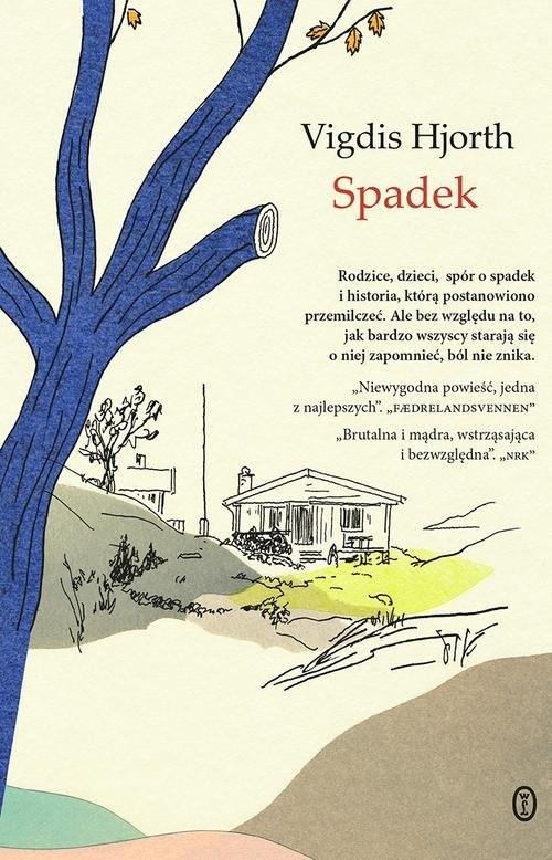 okładka Spadek, Książka | Vigdis Hjorth