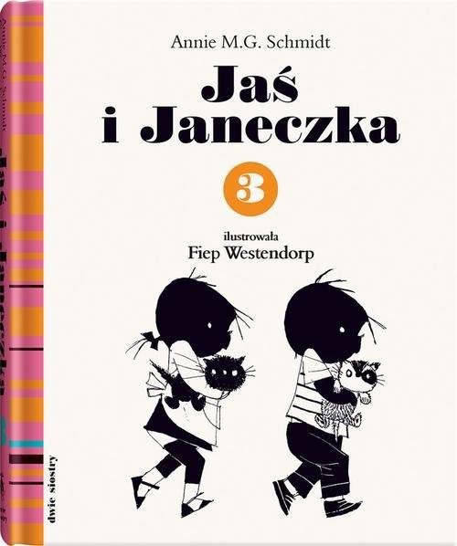 okładka Jaś i Janeczka 3, Książka | Annie M.G. Schmidt