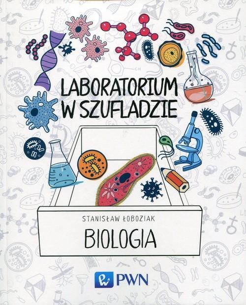 okładka Laboratorium w szufladzie Biologia, Książka | Łoboziak Stanisław