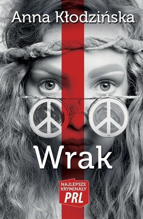okładka Wrak, Książka | Kłodzińska Anna