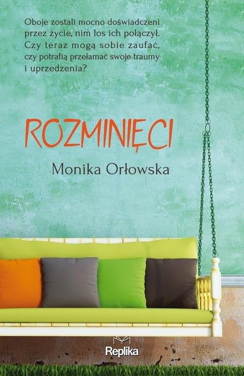 okładka Rozminięci, Książka | Monika Orłowska