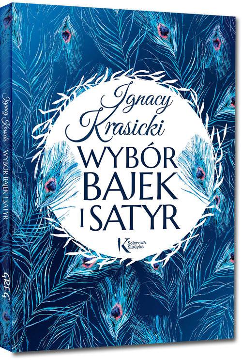 okładka Wybór bajek i satyr (Żona modna i inne...), Książka | Ignacy Krasicki
