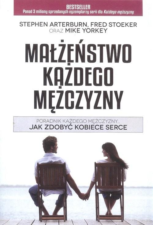 okładka Małżeństwo każdego mężczyzny, Książka |