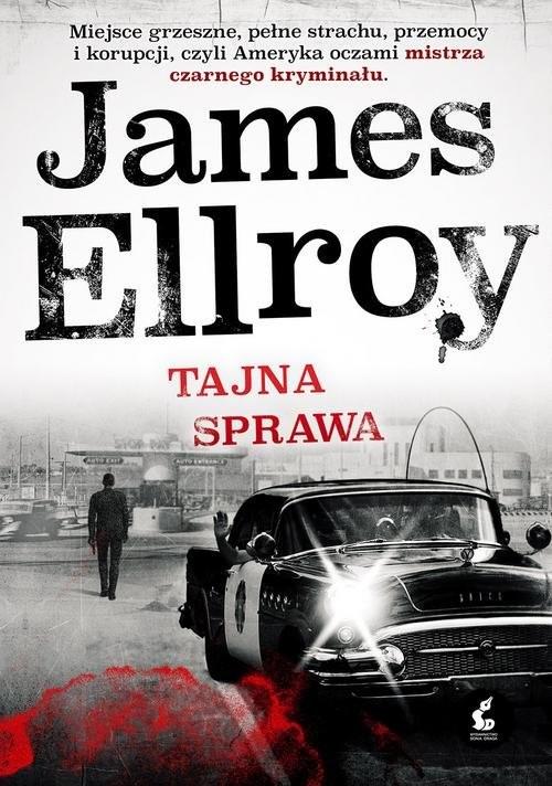 okładka Tajna sprawa, Książka | Ellroy James
