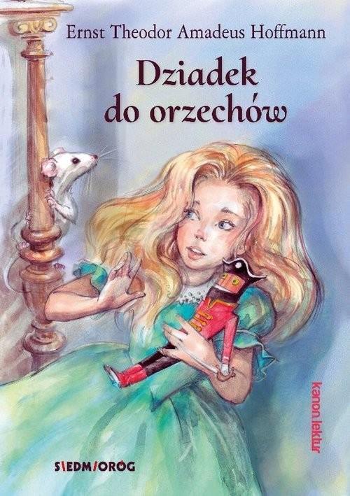 okładka Dziadek do orzechów, Książka | Ernst Theodor, Amadeus Hoffmann