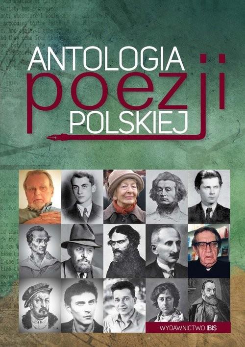 okładka Antologia poezji polskiej, Książka |