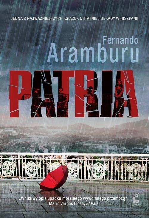 okładka Patriaksiążka      Aramburu Fernando