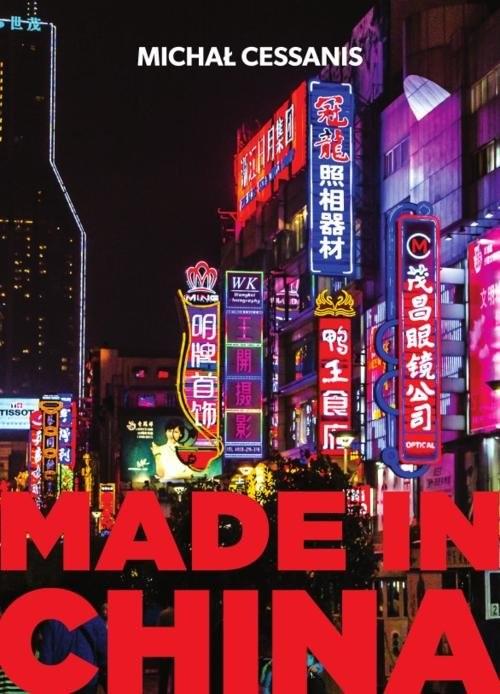 okładka Made in China, Książka | Cessanis Michał
