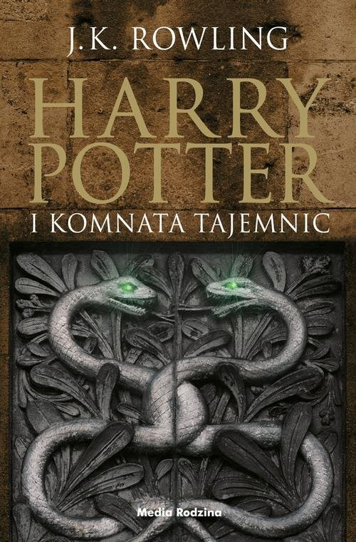 okładka Harry Potter i komnata tajemnic, Książka | Rowling Joanne
