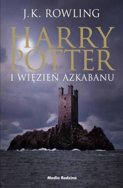 okładka Harry Potter i więzień Azkabanu, Książka | Joanne K. Rowling